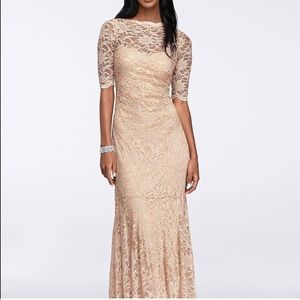 NightWay lace gown